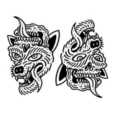 By sketchy_tank future tattoos, tattoos for guys, graphic design illustrati Future Tattoos, Tattoos For Guys, Cool Tattoos, Graphic Design Inspiration, Tattoo Inspiration, New School Tattoo Design, Black Tattoos, Tribal Tattoos, Tatuagem Old Scholl