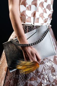 Fendi Spring 2014 Ready-to-Wear Fashion Show Details