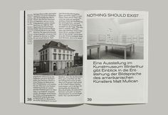 Experimental school and publishing project by Yvan Martinez and Joshua Trees Graphic Design Books, Book Design, Layout Design, Winterthur, Editorial Layout, Editorial Design, Portfolio Book, Publication Design, Grafik Design
