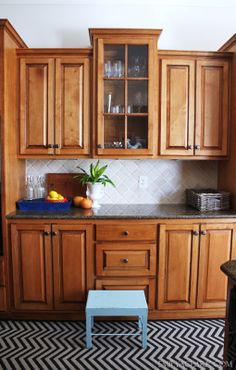 What's On My Kitchen Counter Tops - Emily A. Clark