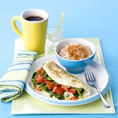A monthly meal plan to lose the baby weight!