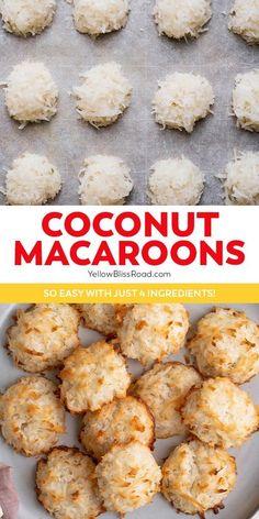 Homemade Desserts, Fun Desserts, Delicious Desserts, Dessert Recipes, Bar Recipes, Yummy Recipes, Vegan Recipes, Almond Joy Cookies, Raisin Cookies