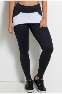 c9d49cdee 27 melhores imagens da pasta Calça Legging Lisa | Fitness fashion ...