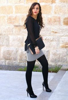 women fashion street casual business outfit