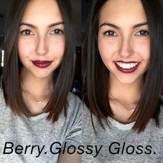 #Berry #LipSense Long lasting lip color