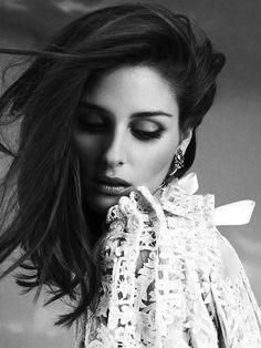 Olivia Palermo for British InStyle Magazine
