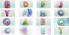 color type by Nóra Demeczky Graphic Design, Type, Color, Colour, Visual Communication, Colors