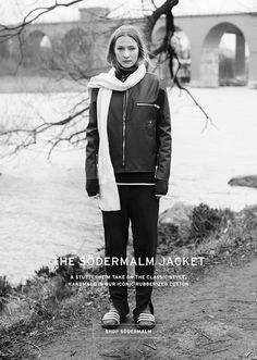 The Södermalm Jacket