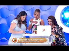 Programa Eliana (03/04/16) - Solução para as sobrancelhas