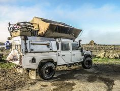 """2,745 Likes, 25 Comments - @landroverphotoalbum on Instagram: """"Such a way to be @graeme.r.bell #overlander #defender130crewcab"""""""