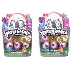 Win The New Hatchimals Colleggtibles Hatchimales