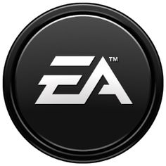 EA Games...challenge everything... Great logotype.