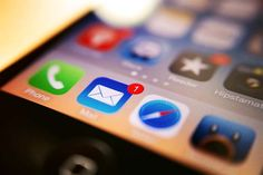 You can access nearly any email account from your iPhone. Here's how to add an email account to your iPhone, no matter what email provider you use. Fake Text Message, Text Messages, Iphone Pro, Iphone 7 Plus, Marketing Software, Email Marketing, Mobile Marketing, Set Up Email, Email Providers