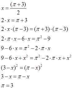 Absurdos matemáticos