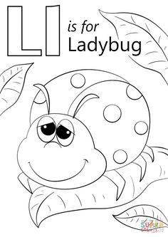 Letter C is for Cat coloring page from Letter C category