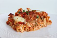 This Baked Rigatoni is Better than Any Lasagna You've Eaten