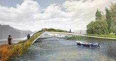 Singelpark Leiden | LOLA landscape architects | Archinect
