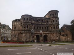 Trier é uma ótima opção perto de Frankfurt para passar um fim de semana!