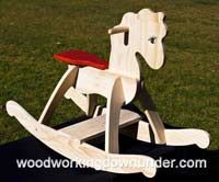 121 Best Rocking Horses And Plans Images Horses Wooden Horse