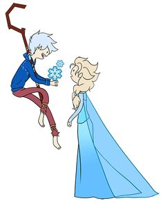 Jelsa  time, come on grab your friends we will go to very chilly lands. With Jack Frost, and Elsa the snow queen the romance will never end it's jelsa time!  If u did not sing dishonor on ur cow!