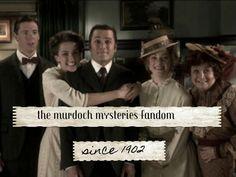 Murdoch Mysteries fandom