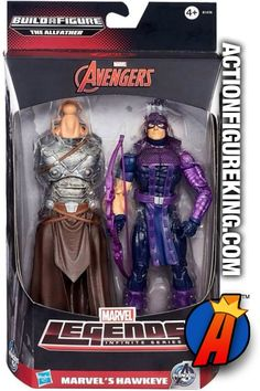 Find pricing and availability by visiting our website. View 1000s of new & vintage toys with our easy-to-search database. Marvel Legends Infinite Series Hawkeye action figure from Hasbro's Odin the Allfather Build-a-Figure series. Visit our website to view 1000s of new & vintage toys including Marvel Legends with our easy-to-search database. #hasbro #marvellegends #hawkeye #avengers