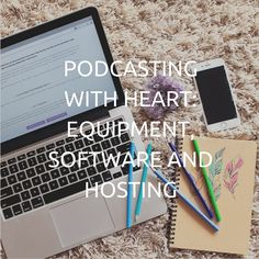 What's inside my podcasting toolkit. From Software, This Or That Questions, Heart, Blog