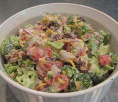 See the Blue Sky: Broccoli Salad-S