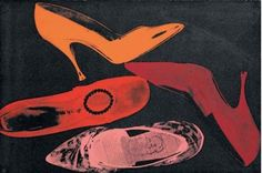 Andy Warhol | Shoes | Sims Reed Gallery (IFPDA)