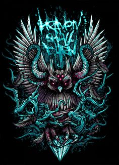 Heaven Shall Burn album artwork by Dan Mumford.