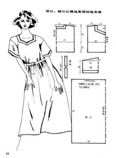 cortes de vestidos - elisa - Picasa Web Albums