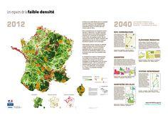 Les espaces de la faible densité - Systèmes et Scénarios à 2040