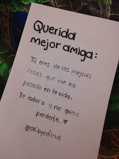 Imágenes con frases sobre la Amistad para Whatsapp del 20 de julio Día del amigo Bff Gifts, Best Friend Gifts, My Best Friend, V Rod, Laura Lee, Collage Foto, Bff Quotes, Best Friends Forever, Love Messages