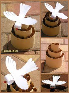 gurigami: Pünkösd és a Bábel tornya