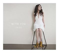 JUJU - WITH YOU (SINGLE+DVD) (First Press Limited Edition)(Japan Version)