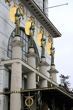 Otto Wagner - Kirche am Steinhof