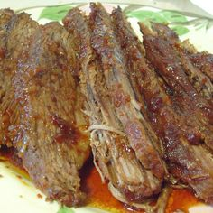 Easy Crock Pot Beef Brisket Recipe - Circle of Moms