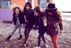 Scotch R'Belle Fall/Winter collection for girls