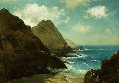Albert Bierstadt, Farallon Islands