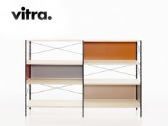 VITRA EAMES STORAGE SHELF (Charles & Ray Eames, 1949)