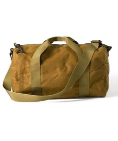 Filson Small Duffle Bag - Tan