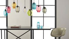 Lovely Modern Geometric Lights of the Crystalline Series from Niche Modern       Most of the time, lighting used for modern interiors are those with either simple designs or geometric lines. If that is what people who are inclined to modern styling wants, I am sure the pendant lights we are...