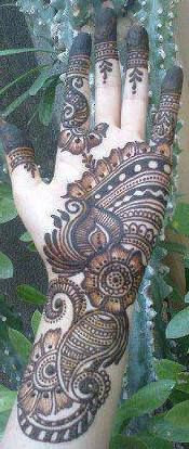 Nicely applied mehndi design https://www.facebook.com/pages/Mahogany-by-Maitreyi/387582884618303