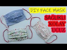 By using your old clothes, you can make the healthiest mask difficult today. this DIY Diy Mask, Diy Face Mask, Make Your Own, Make It Yourself, How To Make, Posture Stretches, Posture Collar, Posture Correction, Old Clothes