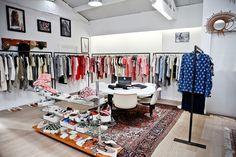 Showroom le Marais Paris Fashion-Week