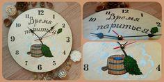 Часы для бани своими руками 🕜 Watch for the bath 🏠 G.s.bolshakova@mail.ru. Пишите!