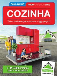 Novo catálogo 2015: Cozinhas e Casas de banho 22 de Maio a 22 de Julho