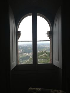 From Palacio de la Pena, Sintra, Portugal, May 2016