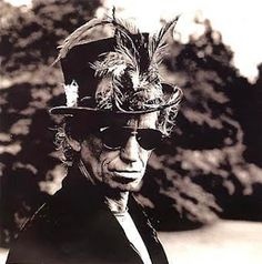 ANTON CORBIJN  Keith Richards I, Toronto, 1994