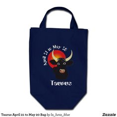 Taurus April 21 to May 20 Bag Einkaufstasche